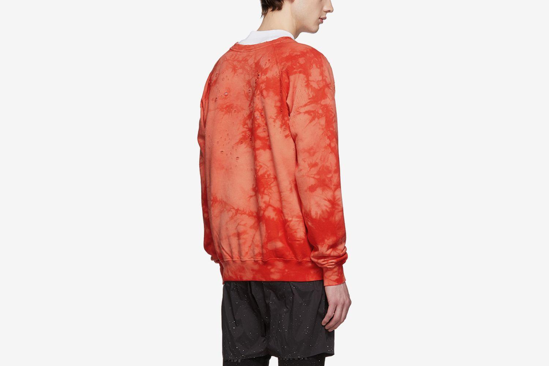 Moth Eaten Sweatshirt