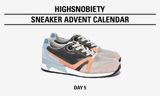 Win the Highsnobiety x Diadora N9000 in Today's Highsnobiety Advent Calendar