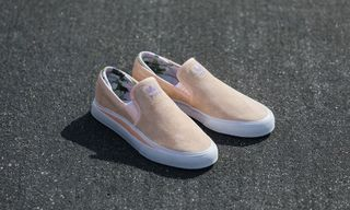 adidas Debuts Sabalo Slip-On for the First Woman on Its Skateboarding Team