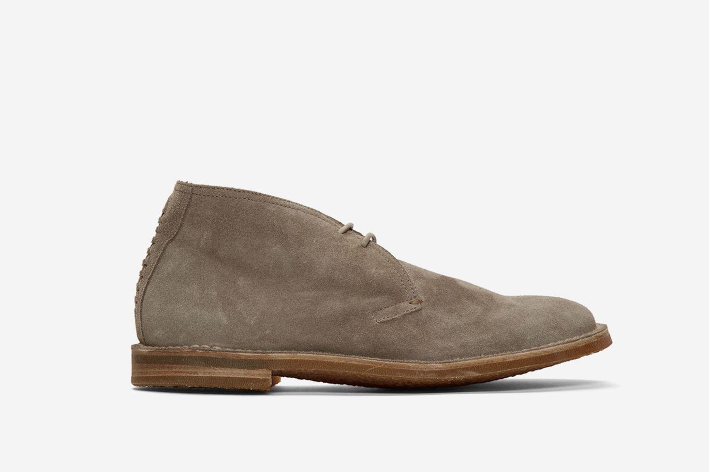 Waldorf Desert Boots