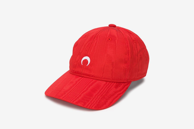 Logo-Embroidered Baseball Cap