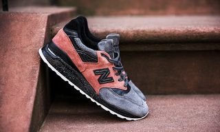"Here's How to Cop Todd Snyder's ""Sunset Pink"" New Balance 998"