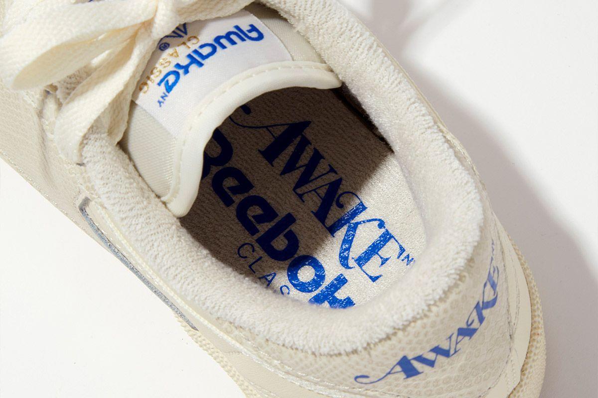 Awake NY's New Reebok Collab Is a Nod to Sneaker Historian Gary Warnett 24