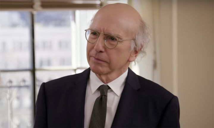 Larry David Curb Your Enthusiasm season 10 trailer
