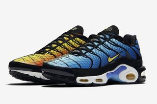 "new product 6bbaa 14c8a Here s How to Cop Nike s Spliced Air Max Plus ""Greedy"" Today"