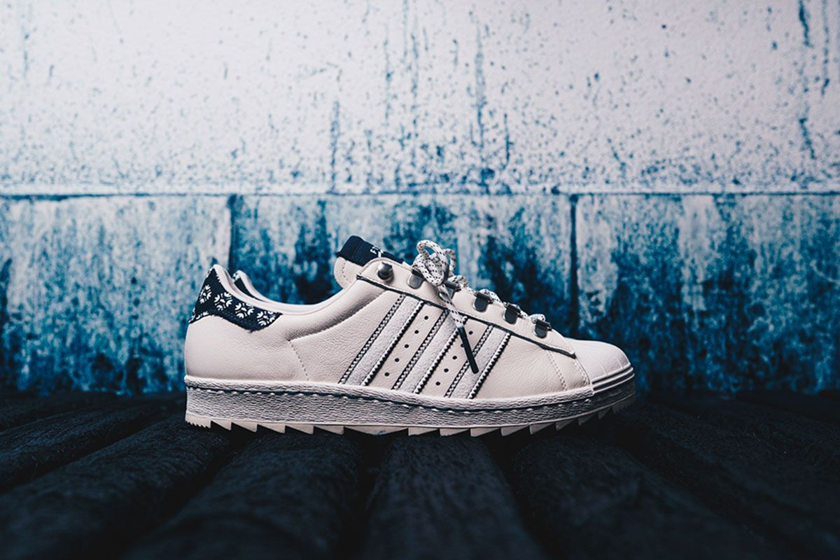"""The Footshop x adidas """"Blueprinting"""" Has Been in the Works for 300 Years 3"""