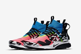 ACRONYM x Nike Air Presto Mid: How & Where To Buy Tomorrow