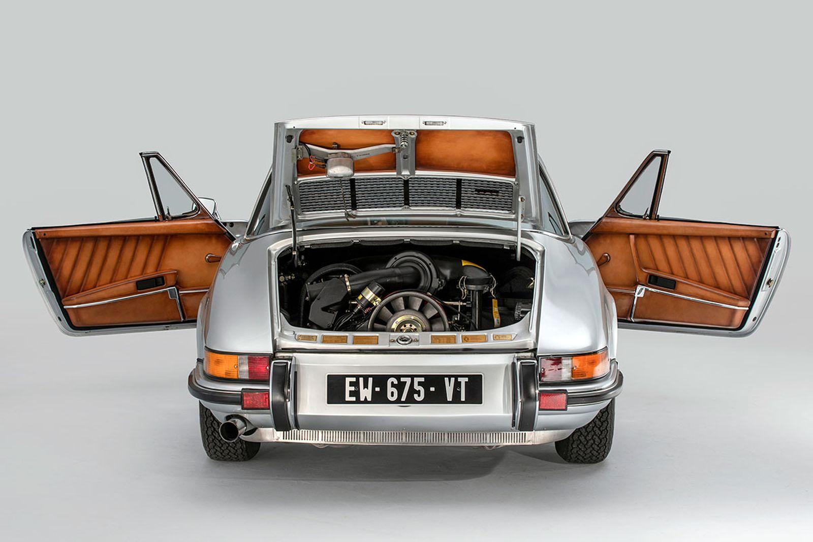 Berluti x Porsche 911 3