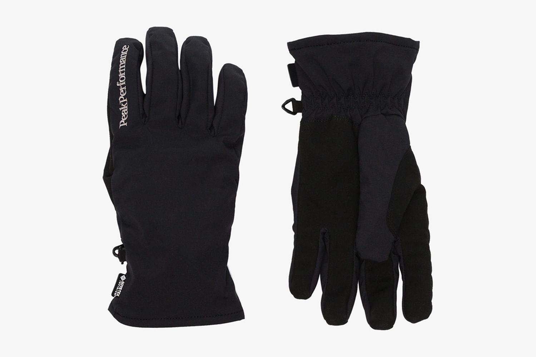 Windstopper Logo Gloves