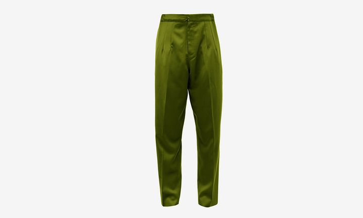 formal trousers feat Acne Studios Bianca Saunders Oliver Spencer