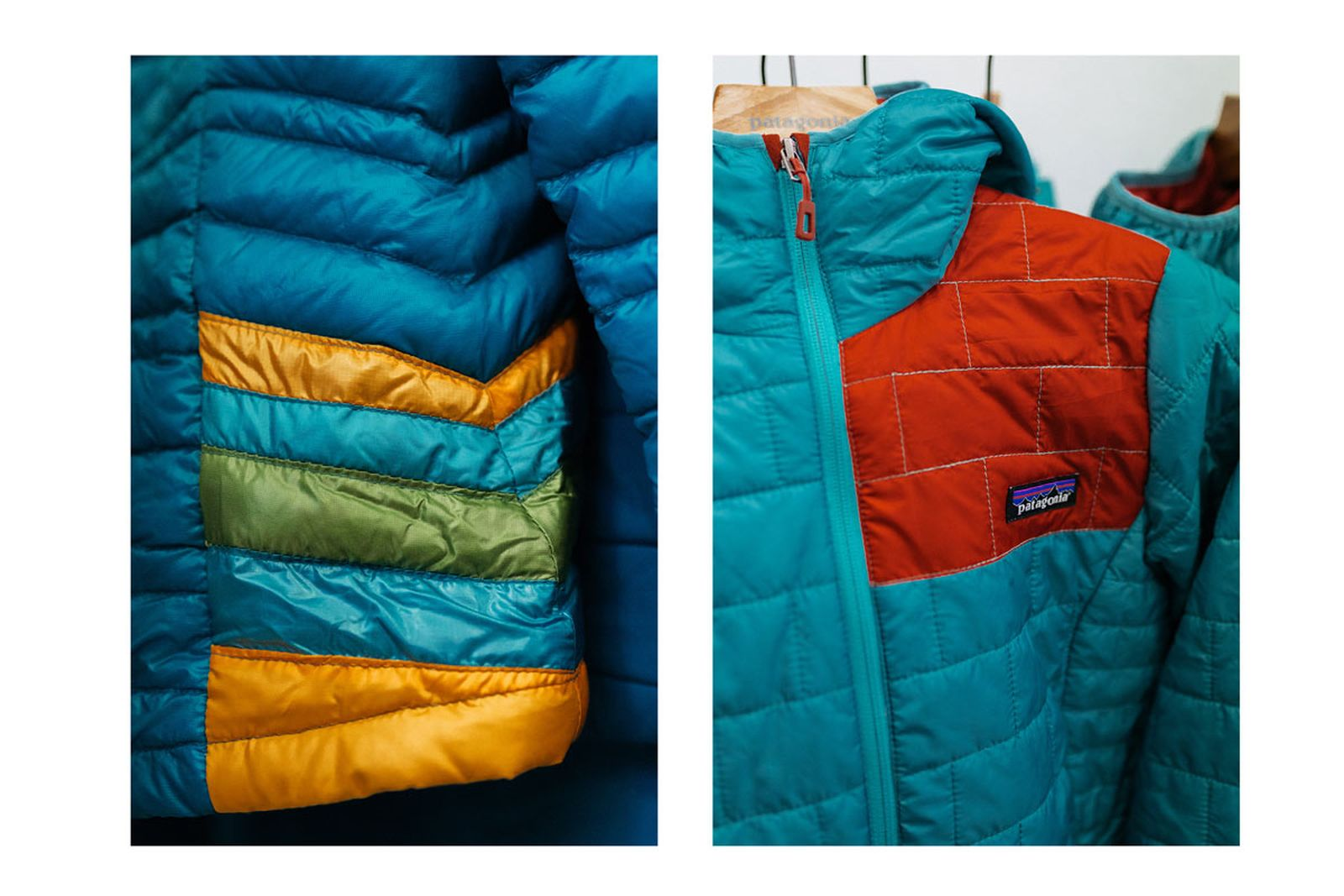 patagonia second hand clean clothes