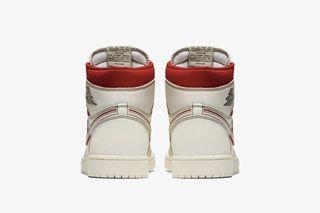 pretty nice 7e717 8aeb9 Nike Air Jordan 1 Sail University Red  Where to Buy Today