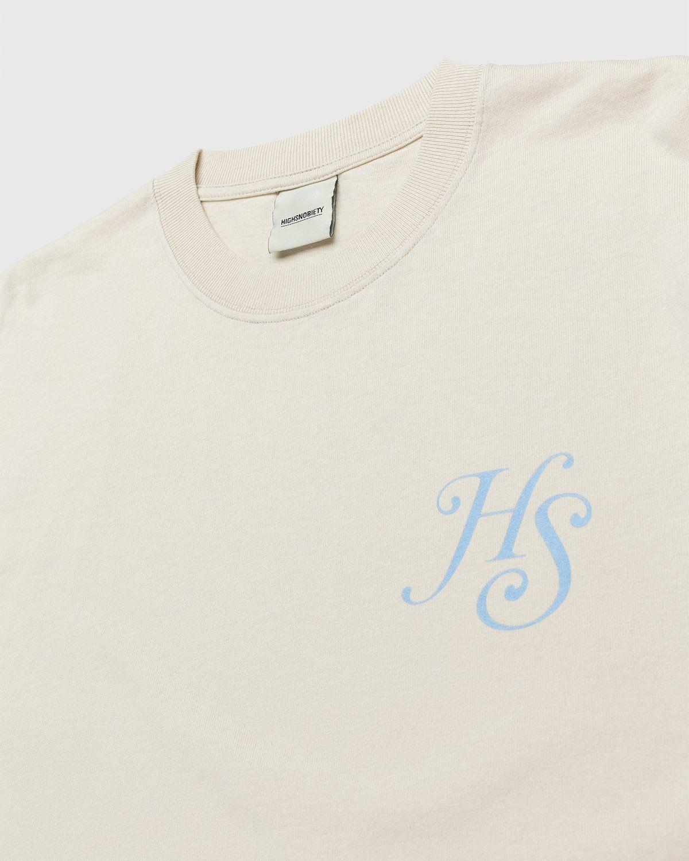 Highsnobiety – All Time High T-Shirt Eggshell - Image 3