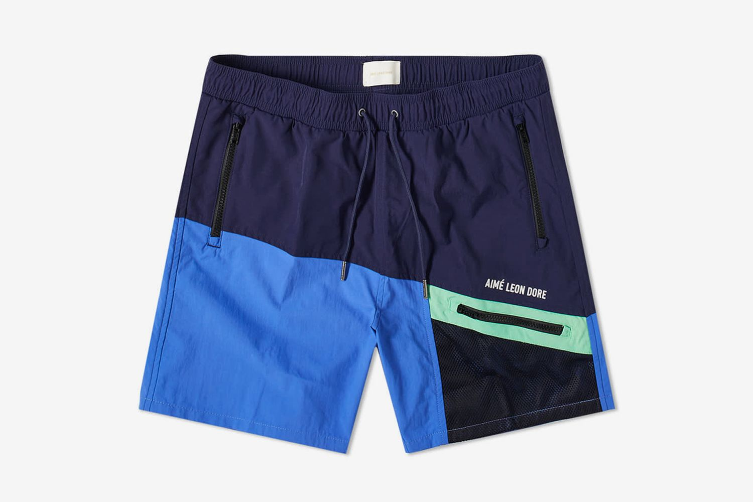 Mesh 3 Pocket Short