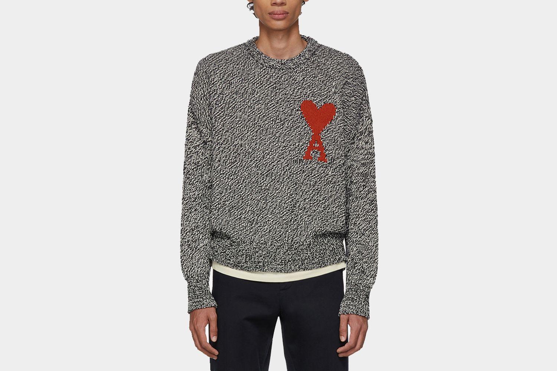 Oversized 'Ami De Coeur' Sweater
