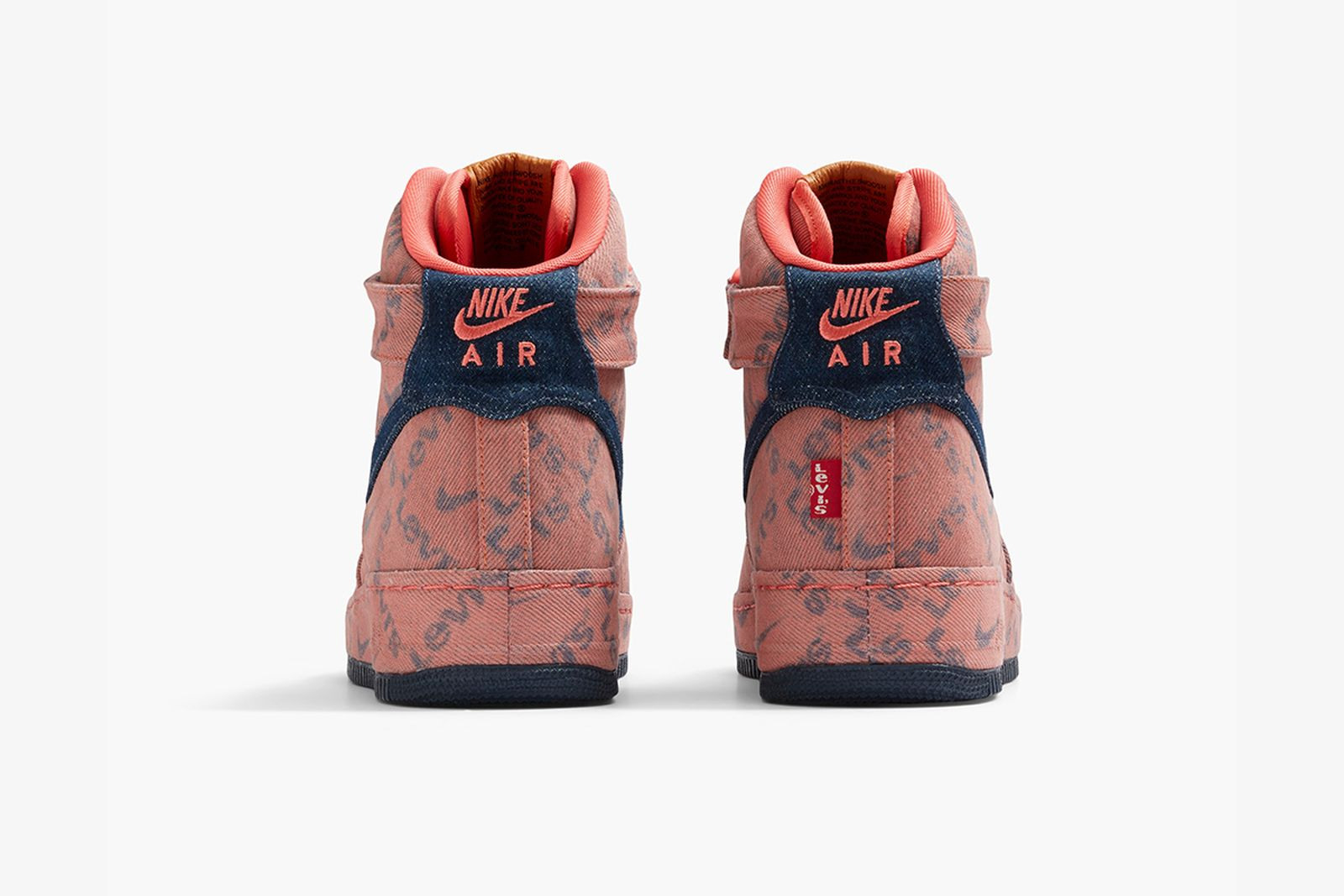 levis nike air force 1 release date price Levi's