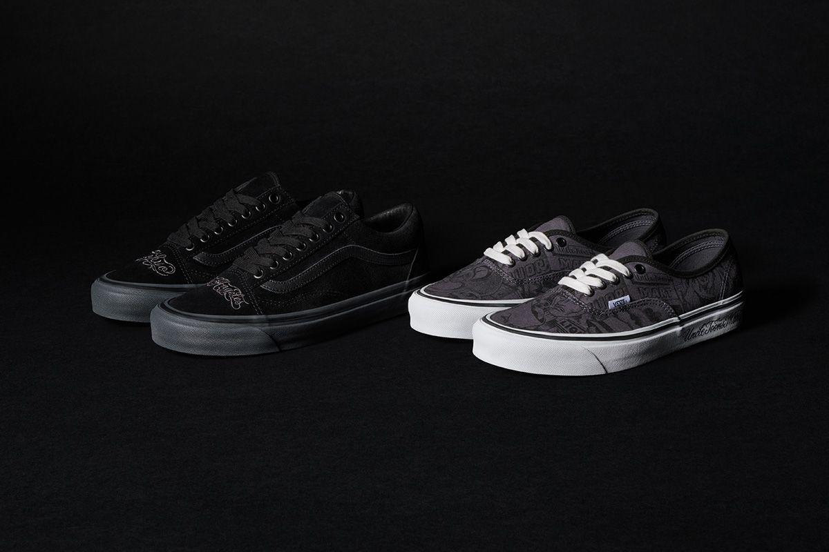 Mister Cartoon x NEIGHBORHOOD x Vans sneakers