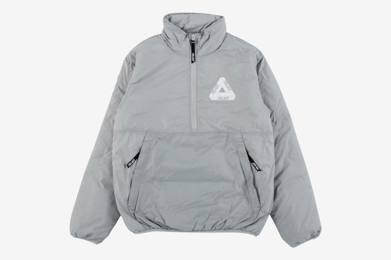 Packable 1/2 Zip Thinsulate Jacket