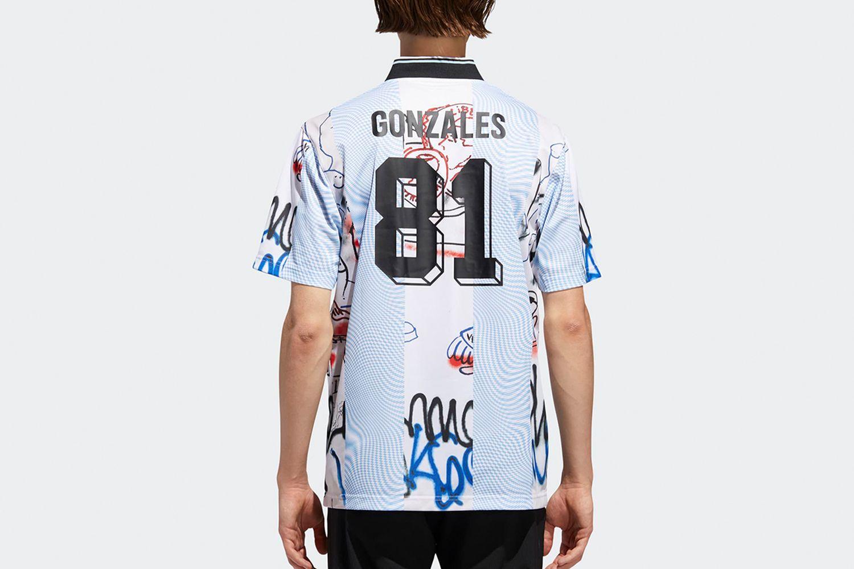 Gonzales Jersey