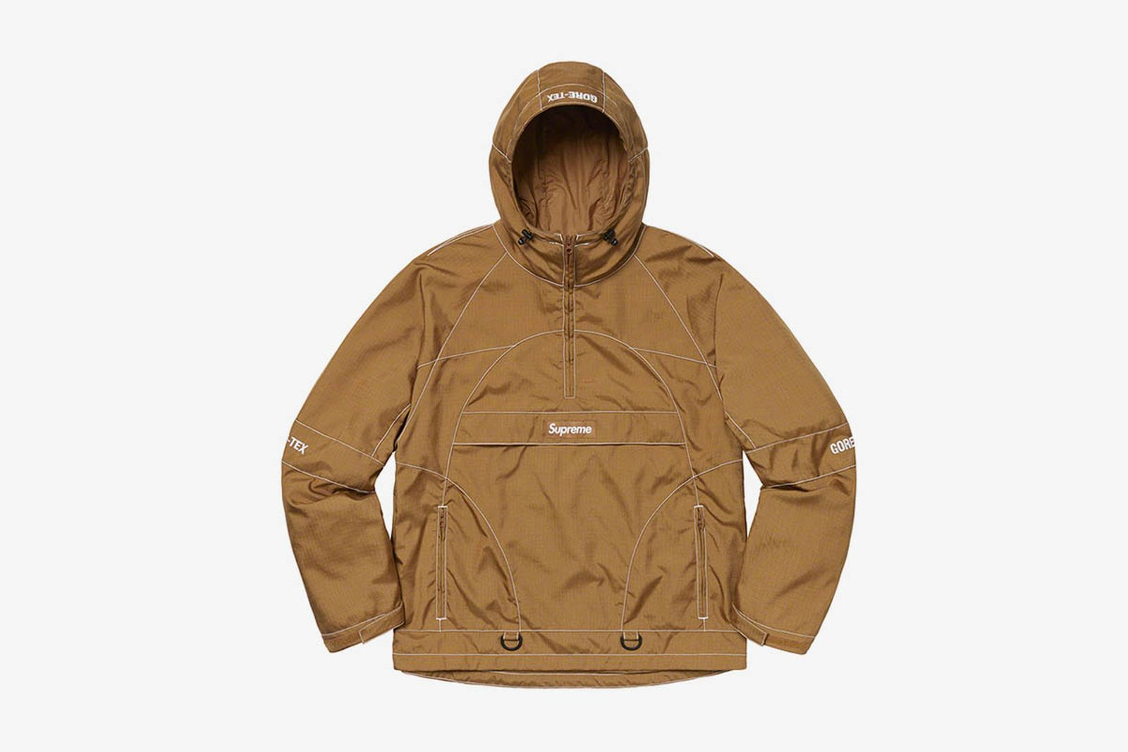 supreme fall winter 2019 jackets fw19
