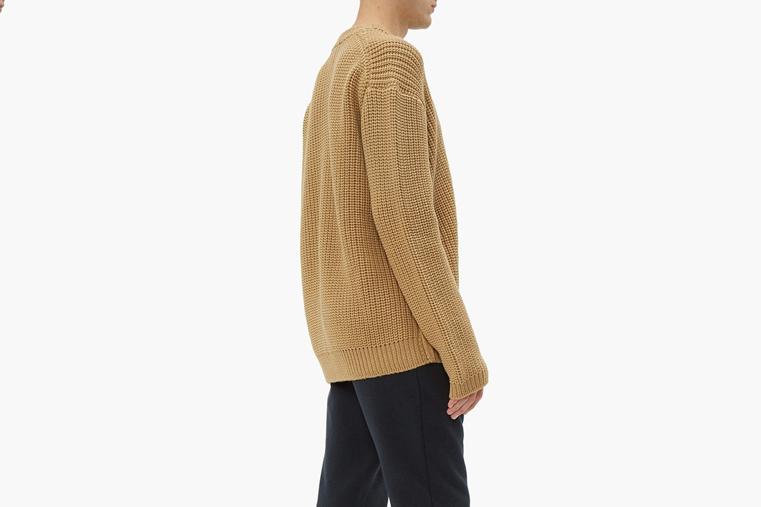 Chunky Gauge Wool Sweater