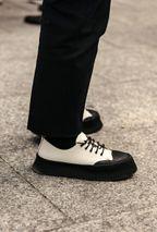 Paris Fashion Week SS20: The Best Sneaker Street Style