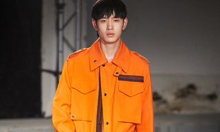 Acne Studios Schools the Crowd on High-Visibility Outdoor Wear for SS19