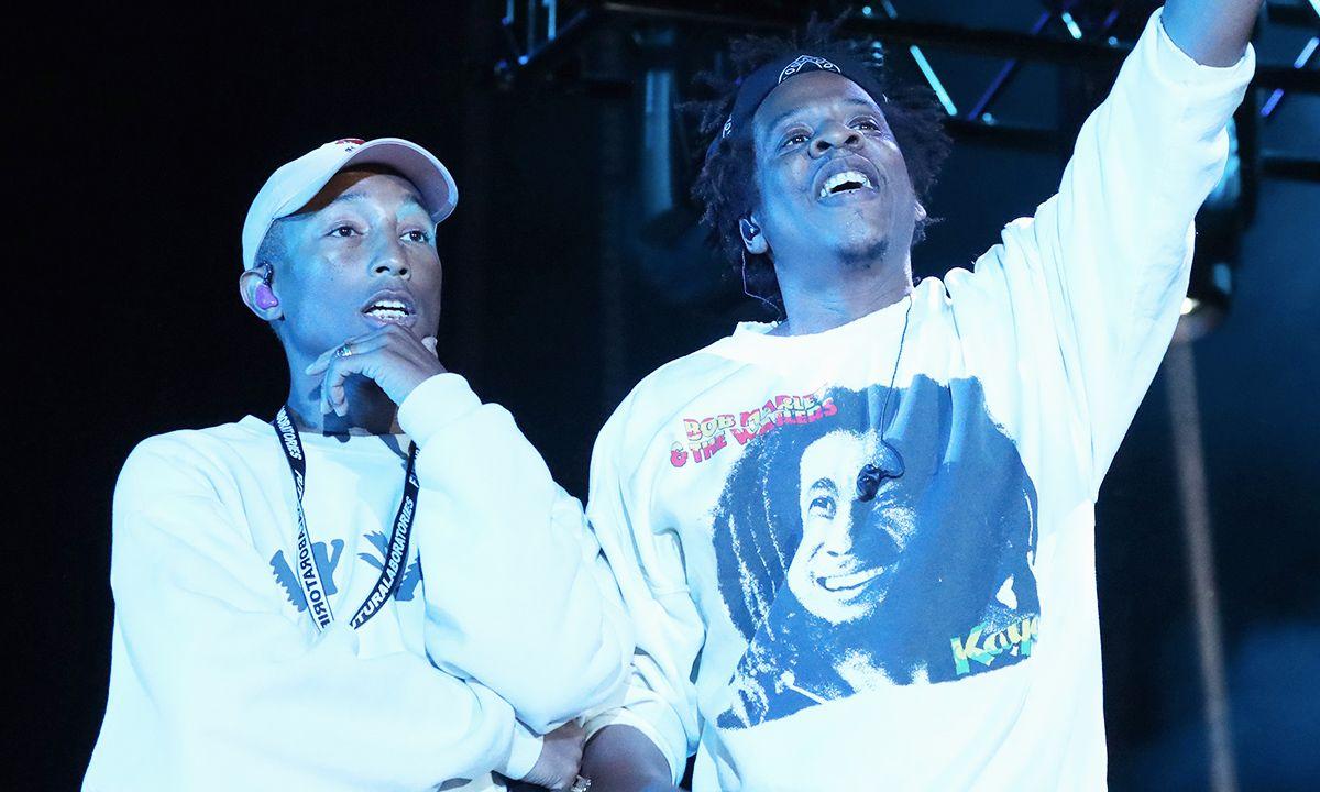 """New Music Alert:  Pharrell and Jay-Z Collaboration """"Entrepreneur""""  [VIDEO]"""