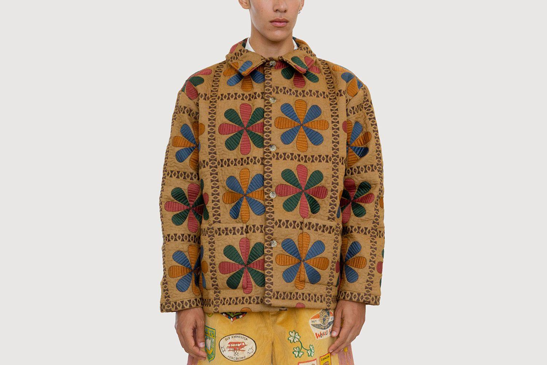 Bengali Tableau Workwear Jacket