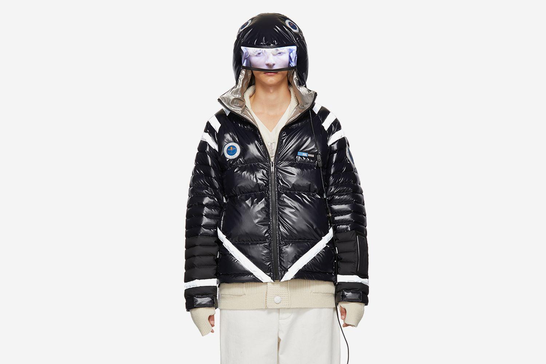 Down Astronaut Puffer Jacket