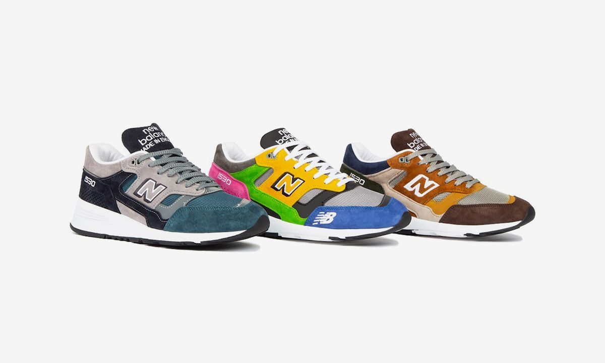 pretty nice 9bc04 282ad New Balance Is Releasing Colorways of the 1500 & 1530 at Random
