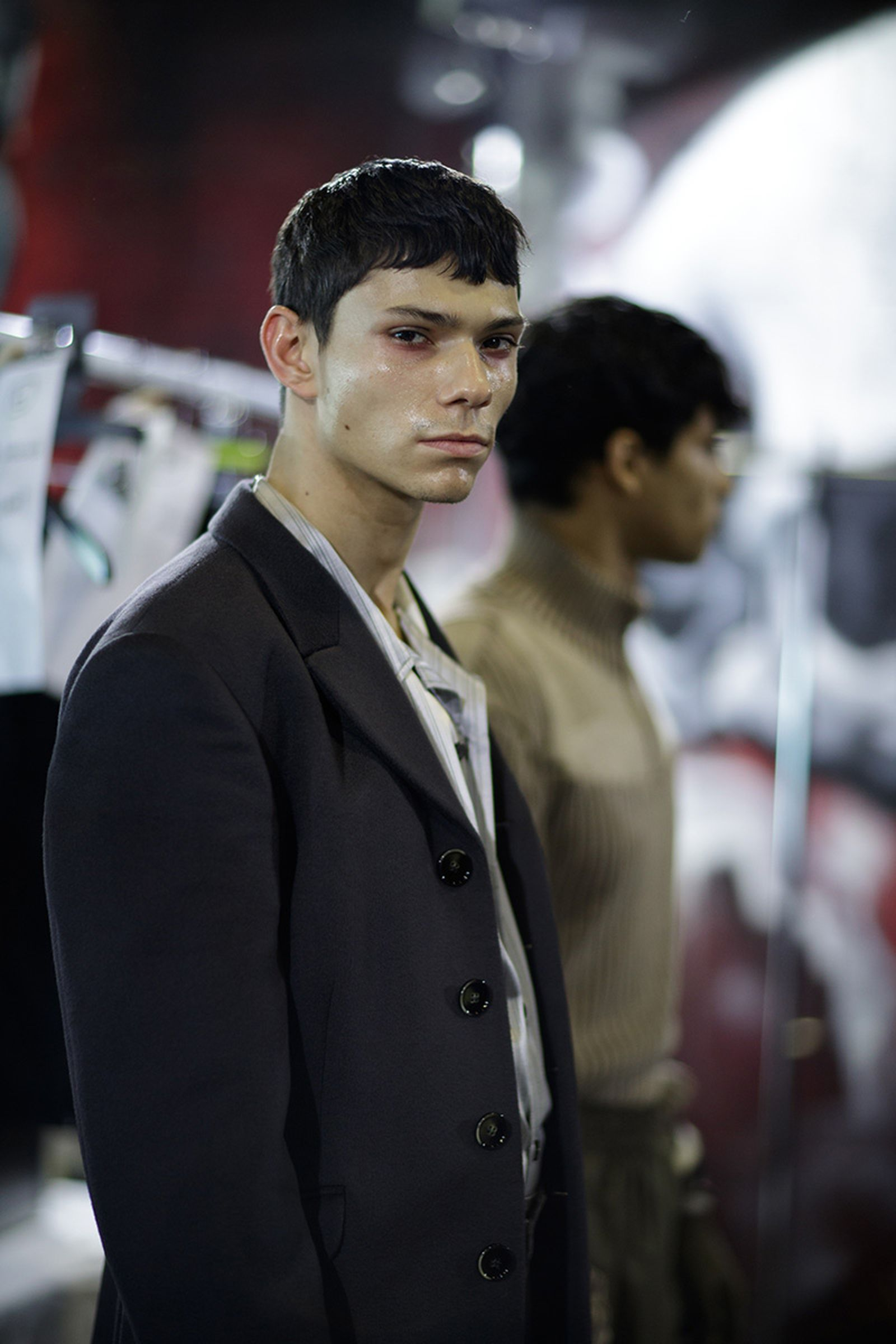 7 (1) GmbH paris fashion week runway