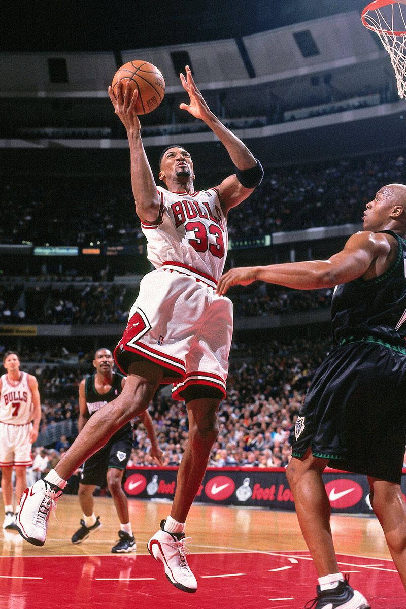 8 Sneakers That Prove Scottie Pippen Has HOF-Level Footwear Game 5