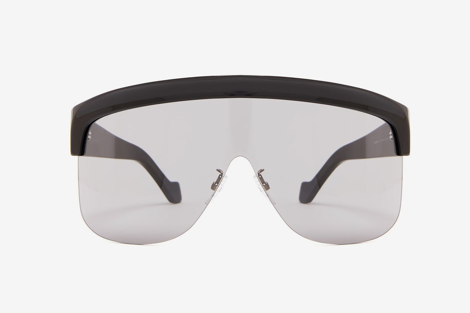 Visor Acetate Sunglasses