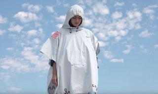 Tom Sachs & NikeCraft Unveil New Transitions Collection With Exploding Poncho
