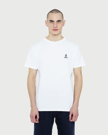 Gramicci - Big Runningman Tee White