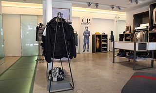 C.P. Company Opens Flagship in London