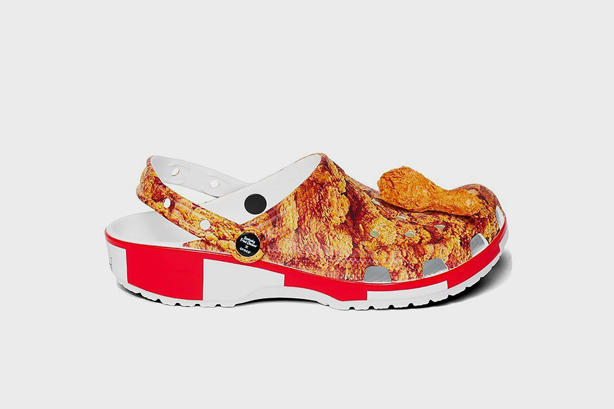 Where to Buy the KFC x Crocs Collab Now 1