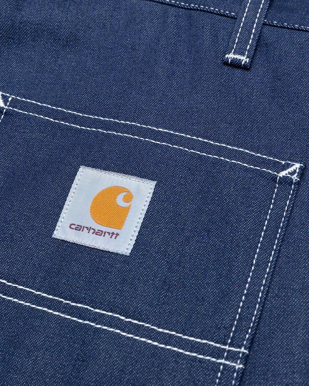 Carhartt WIP – Ruck Single Knee Pant Blue Rigid - Image 3