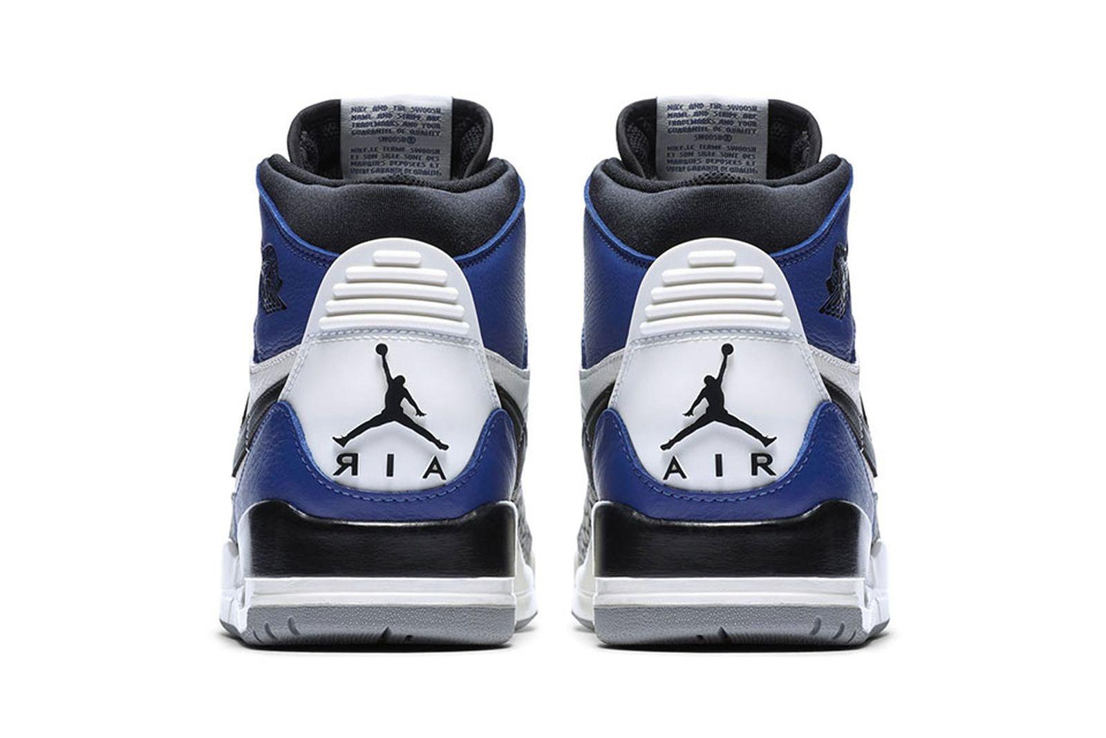 don c jordan legacy 312 release date price Don C x Jordan Legacy 312 Don Crawley jordan brand