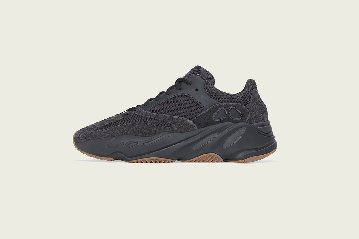 "adidas' YEEZY Boost 700 Is Dropping in ""Utility Black"" Next Month"