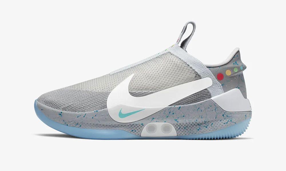 """bonita y colorida diseño superior Página web oficial Nike Adapt BB """"Air Mag"""": When & Where to Buy Today"""