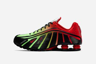 purchase cheap d8a96 d1241 PSG Star Neymar s Colorful Shox R4 Is Inspired by Watermelons