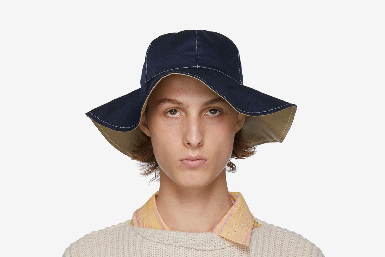 Stitch Bucket Hat