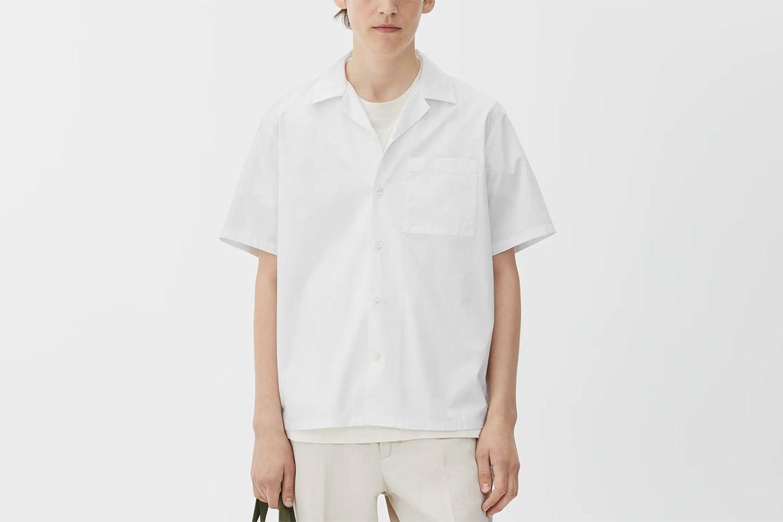 Poplin Resort Shirt