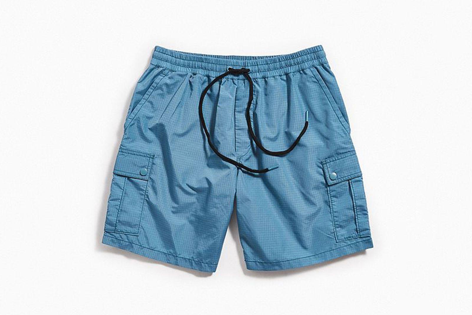 UO Ripstop Nylon Cargo Shorts Guess Stüssy fila