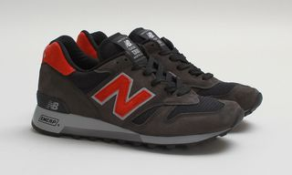 """New Balance 1300 """"Made in USA"""" Black/Red"""