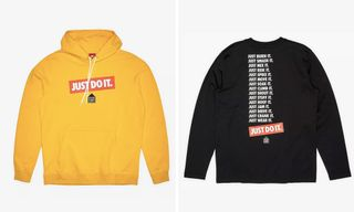 """Nike & Dover Street Market Celebrate 30 Years of """"Just Do It"""""""