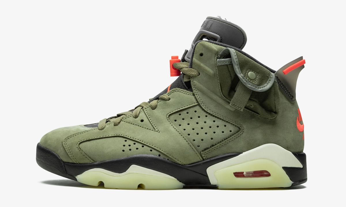 on sale e1d32 8badb Travis Scott x Nike Air Jordan 6: Rumored Release Information