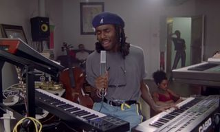 """Blood Orange Is All About Companionship in New """"Saint"""" Video"""